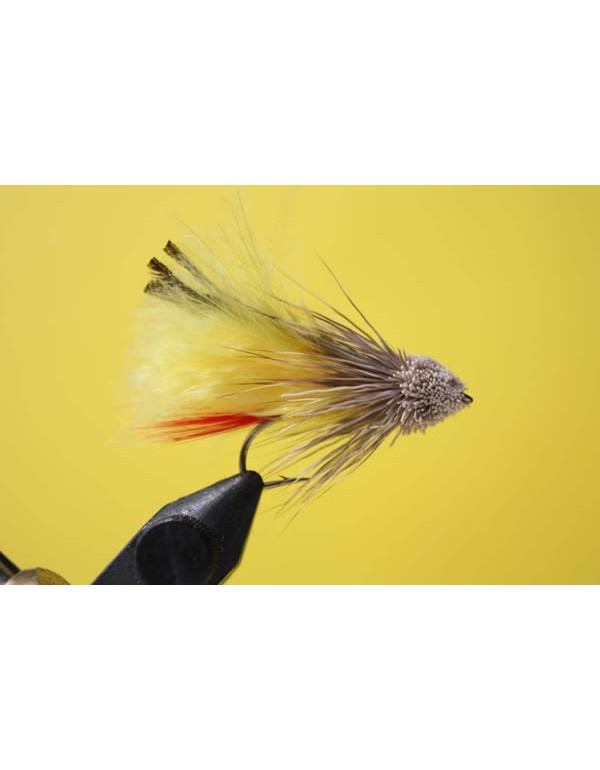 Muddler Minnow Yellow