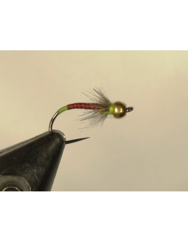 QUILL GRAYLING RED