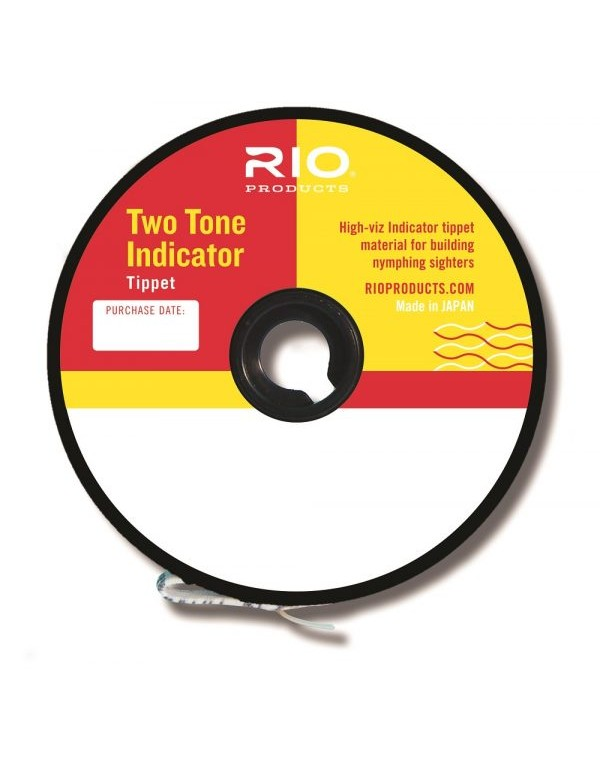RIO TWO TONE INDICATOR YELLOW/RED