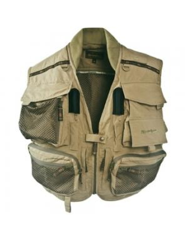 GEO FLY FISHING VEST SNOWBEE