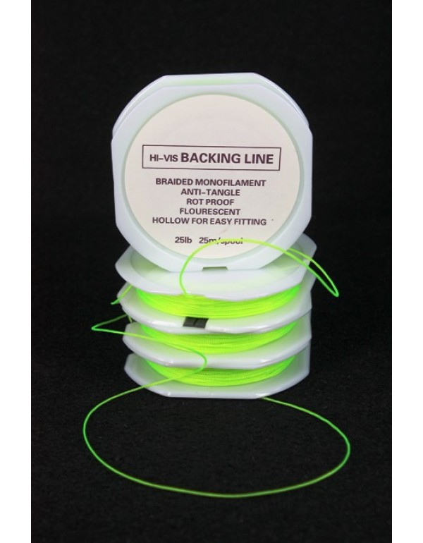 HI VIS BACKING LINE 25 LB