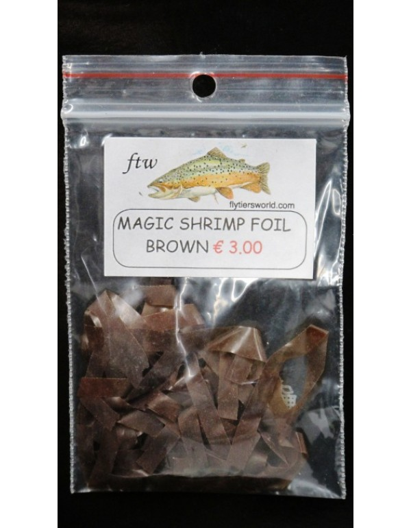 MAGIC SHRIMP FOIL