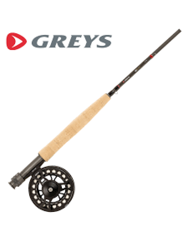 GREYS GRC 9'#5 FLY COMBO