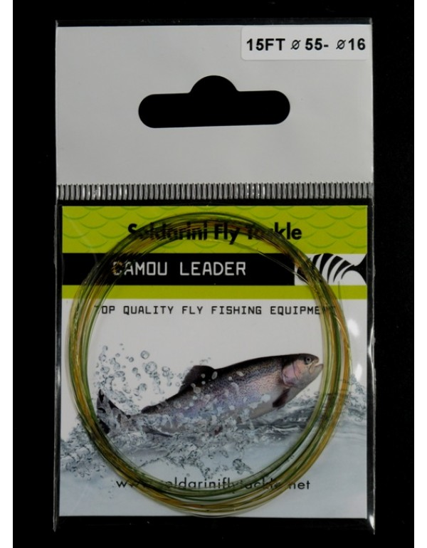 CAMOU FRENCH LEADER 15'