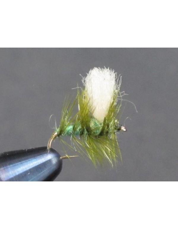 EUM 061 Nalle Puh Green Olive