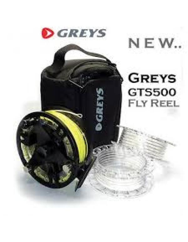 GREYS REEL GTS 500