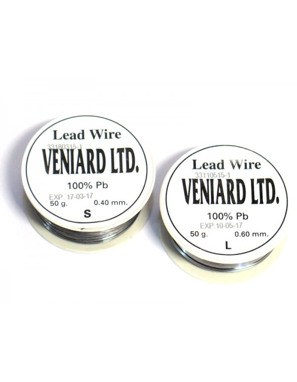 LEAD WIRE VENIARD 50 gr