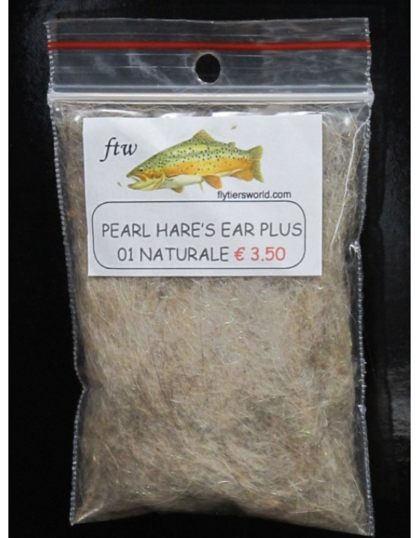 PEARL HARE'S EAR PLUS