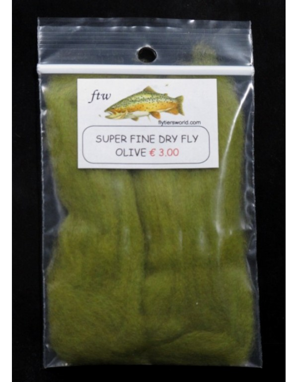 SUPER FLY DRY FLY