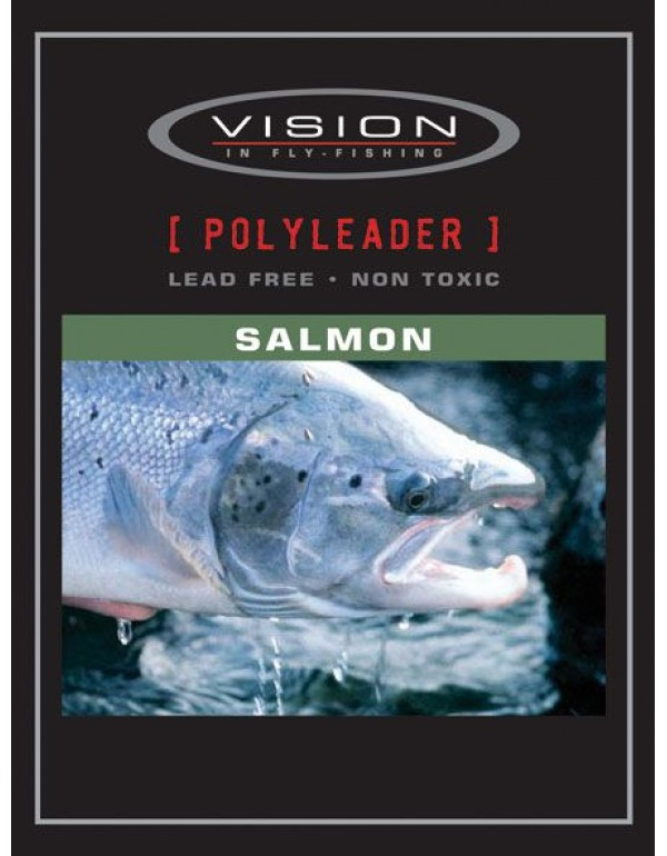 SALMON POLYLEADER VISION