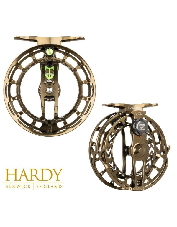 HARDY ULTRACLICK REEL