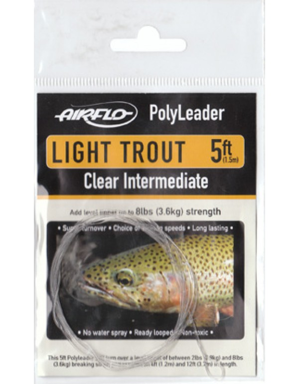 Airflo Poly Leader Intermediate
