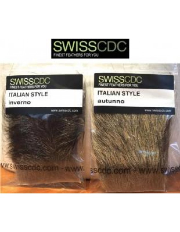 SWISS CDC CAMOSCIO ITALIAN STILE