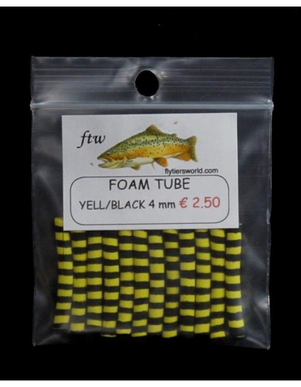 FTW FOAM TUBES 4mm