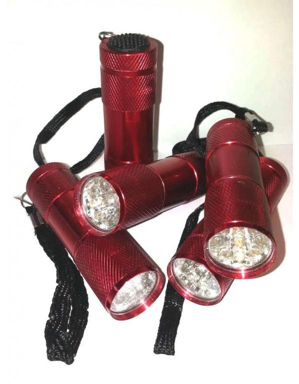 LAMPADA UV 9 LED
