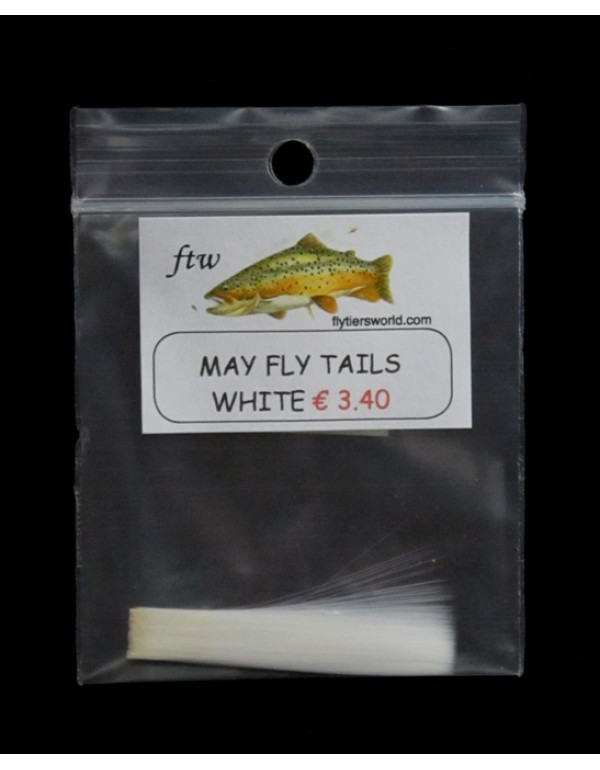 MAY FLY TAILS