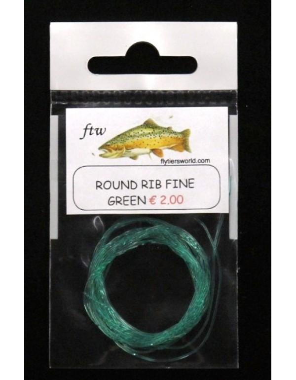 ROUND RIB FINE