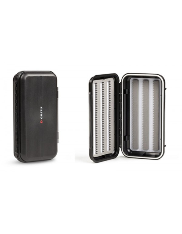GREYS GS WATERPROOF FLYBOX