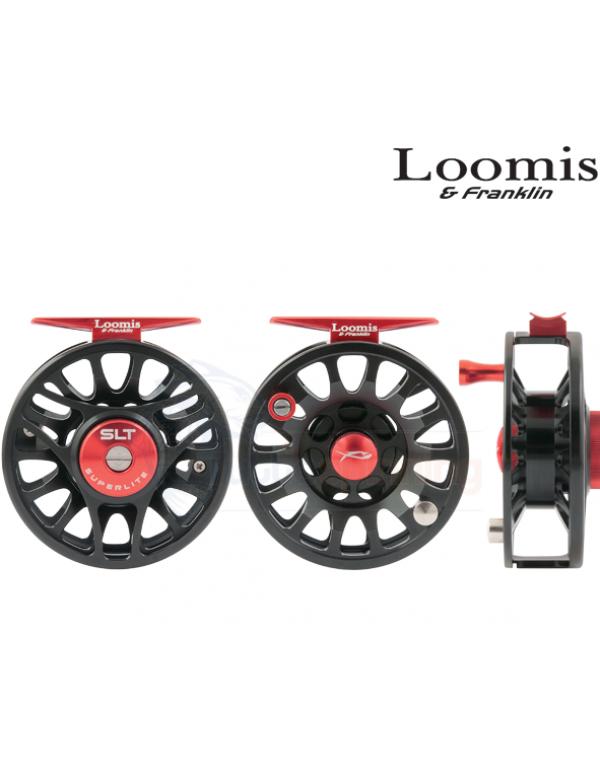 LOOMIS & FRANKLIN SLT REEL