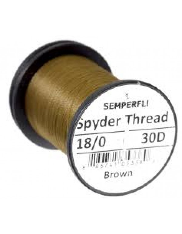 SEMPERFLI SPYDER THREAD 18/0 30D