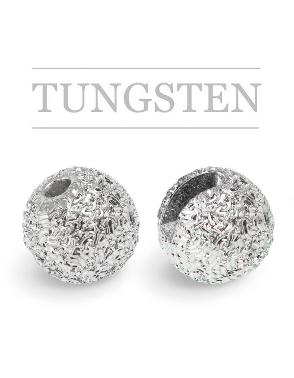SUNNY  SLOTTED TUNGSTEN BEADS