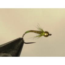 QUILL GRAYLING OLIVE