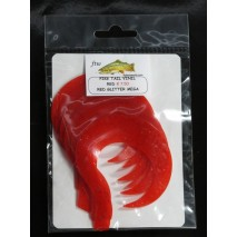 PIKE TAIL VINIL RED