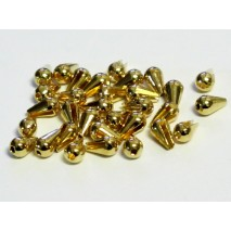 TEAD DROP TUNGSTEN BEADS