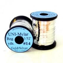 UNI-MYLAR GOLD/SILVER