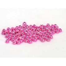 ANODIZED TUNG BEADS PINK